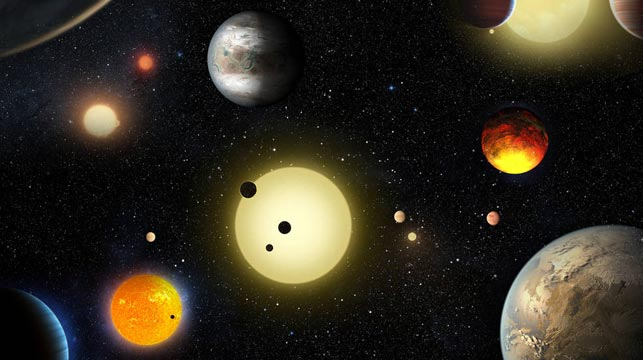 NASA says 1284 new planets found by Kepler telescope