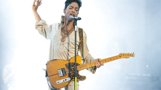 Prince is not believed to have left a will. (Getty)