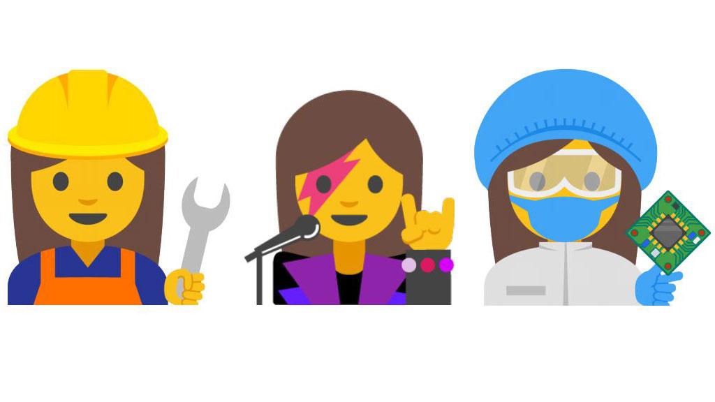 Google team designs new emoji to help empower women