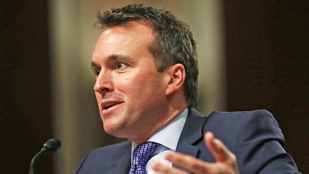 Openly gay man named civilian leader of the US Army in history-making Senate decision