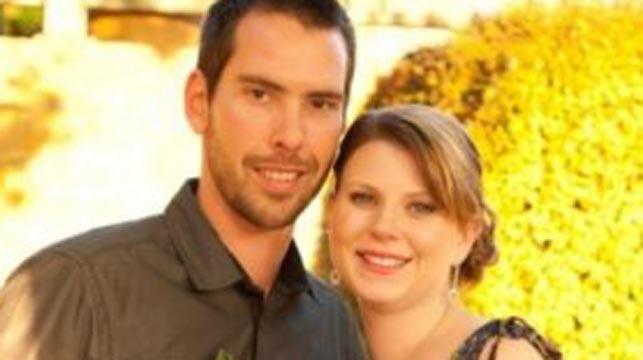 Andrea Lehane and her husband James Lehane.