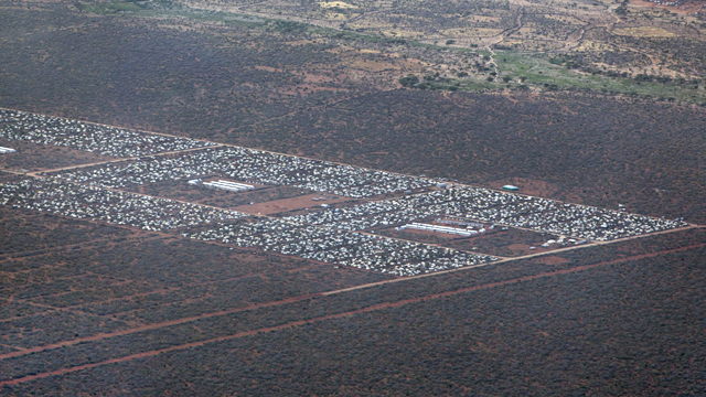 On 6 May 2016, the Kenyan government again announced it would close Dadaab. Source: AAP