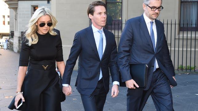 Husband of Roxy Jacenko made 'crazy, sick money' insider trading, says former best friend