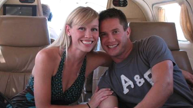 Sherri and Keith Papini. Source: ABC