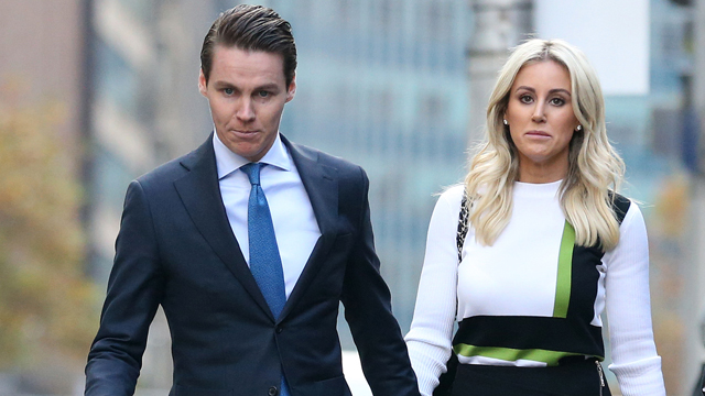 Roxy a no-show at husband's appeal