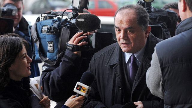 Goncalo Amaral, former Policia Judiciaria inspector and leading investigator on the disappearance of British child Madeleine McCann
