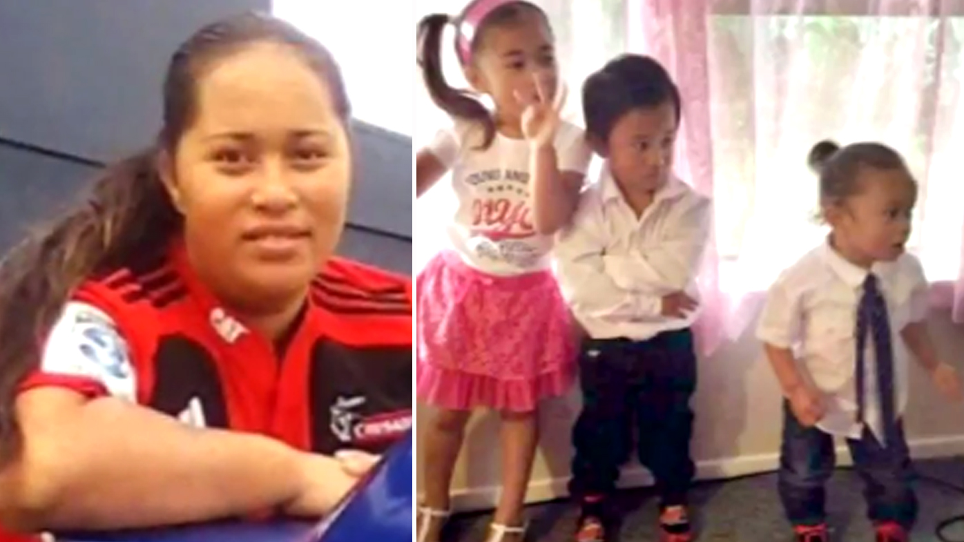 Cook Islands mother Cindy Tangipurunga George and her three children died from carbon monoxide poisoning after a car was accidentally left running. (1 News)