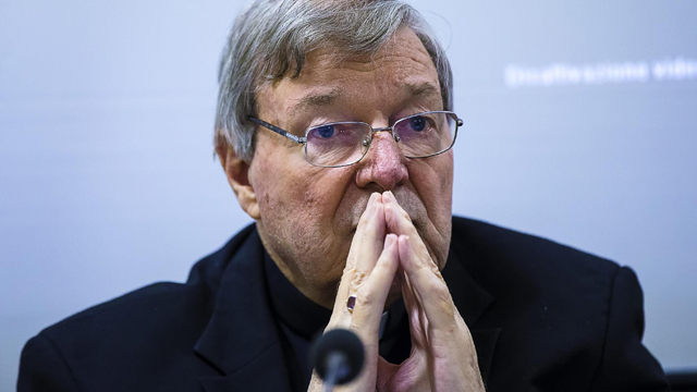 Cardinal and current Prefect of the Secretariat for the Economy, George Pell