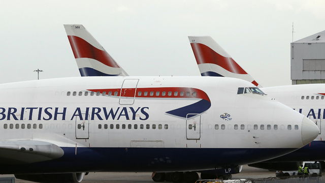 Man endures long-haul BA flight in urine-soaked economy seat