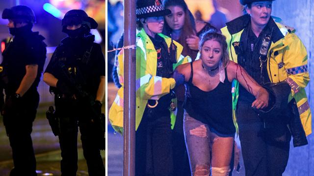 ISIS propaganda machine celebrates across Twitter in wake of Manchester Arena blast
