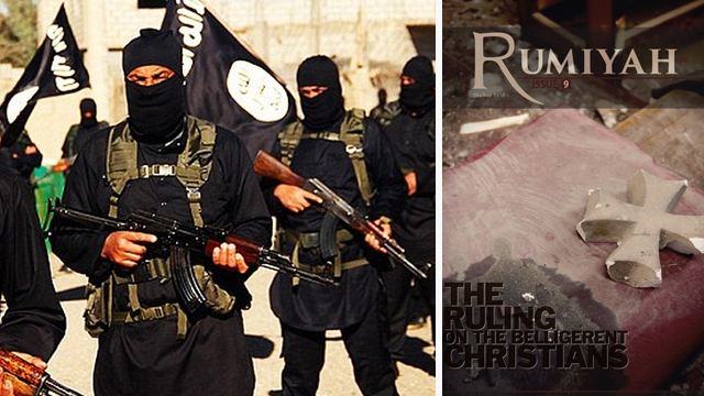 ISIS 'terror playbook' urges lone wolves to hide behind fake Gumtree and eBay ads