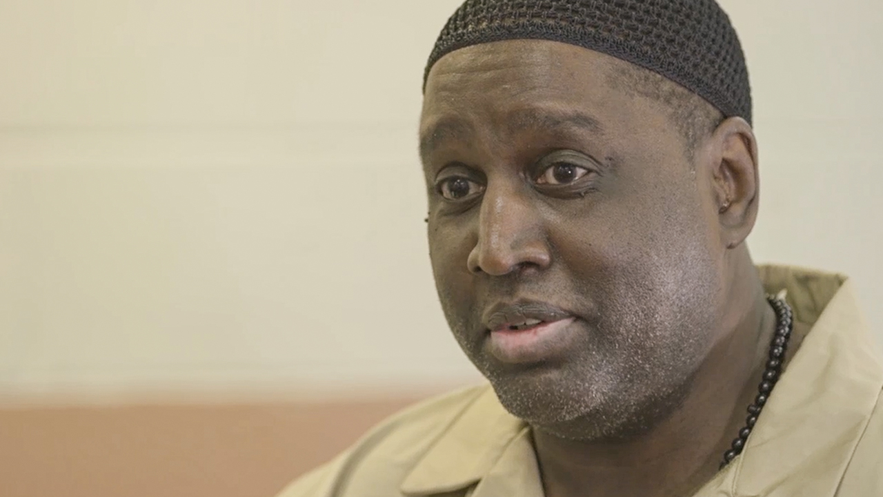 Darius' situation is an indictment of a society that has failed to help him. (60 Minutes)