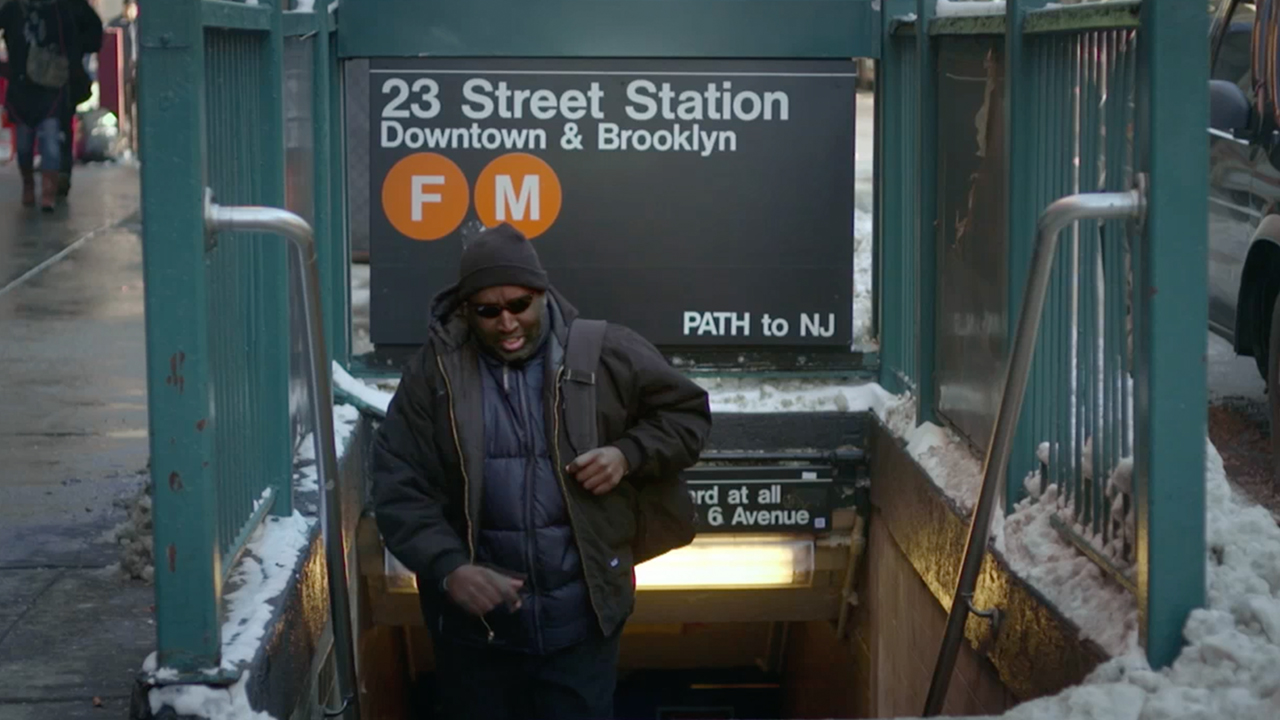 As a child, Darius McCollum took shelter in the New York City subway system. (60 Minutes)