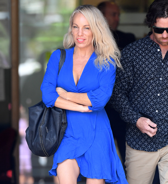 Former pro surfer Trudy Todd claims she is 'too scared' to speak about what led her to lodge an AVO against Mercedes Corby