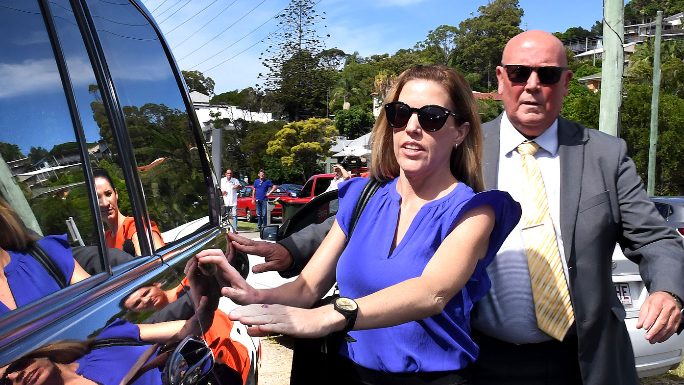 Mercedes Corby to oppose AVO, court told