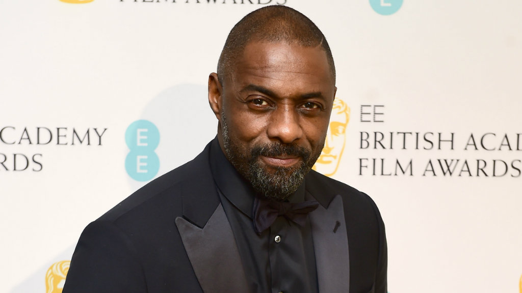 You can win a date with Idris Elba. (AAP)