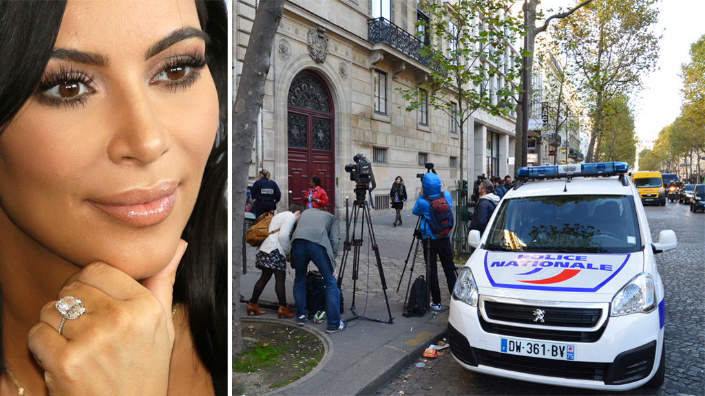 Kim Kardashian's testimony has reportedly been published in French newspaper Journal du Dimanche.