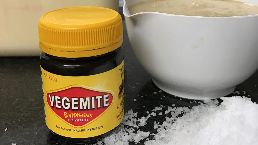 Vegemite ice-cream arrives in Canberra for Australia Day