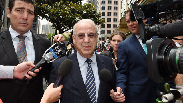 Corrupt Eddie Obeid pulls $328 a day in prison after bold Mike Baird promise falls flat