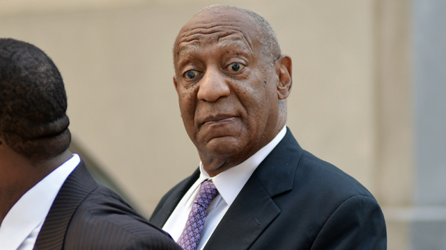 Jury deliberates into night in Cosby sexual assault trial