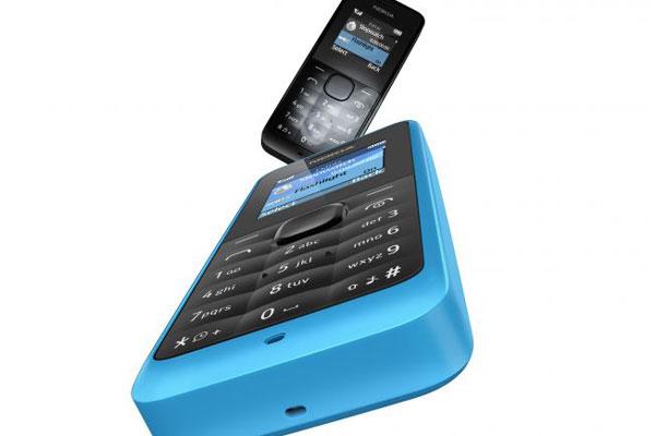 The Nokia 105.