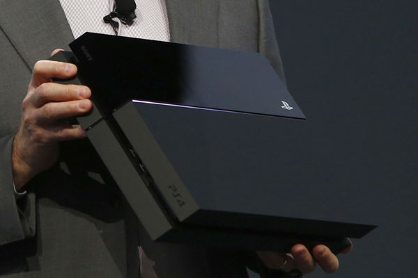 The new console bears a strong resemblance to Microsoft's new Xbox. (Getty)