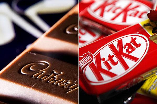 Cost sheet of cadbury and nestle