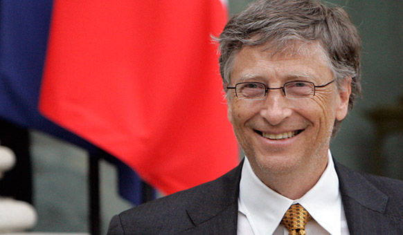 Bill Gates again named world's richest man as Donald Trump slips