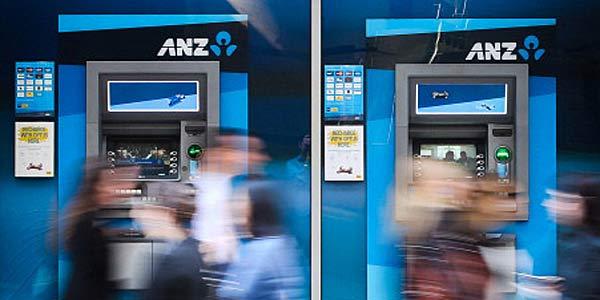 ANZ bank ATM