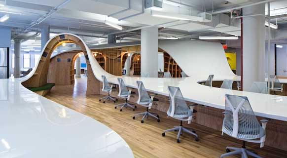 google office environment. The Internet Has Finally Seen Inside Of Google\u0027s Mexican HQ, Thanks To Designboom, Who Captured Fun, Vibrant, Funky Environment Los Googlistas Will Google Office