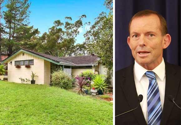 Buy tony abbott 39 s old house 9finance for Abbott house