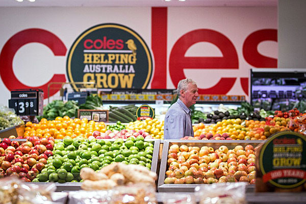 Coles shoppers will now accrue Velocity Frequent Flyer Points.