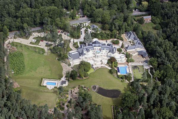 The world's most expensive homes - 9Finance