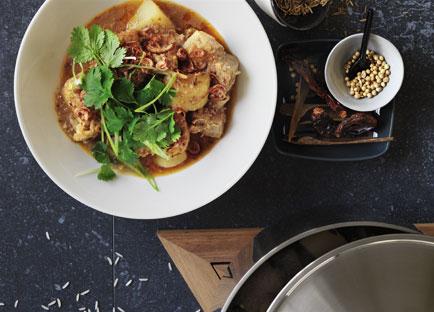 Burmese tamarind pork recipe