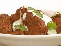 Pork Vindaloo with Cucumber Raita - DAIRY DELICIOUS