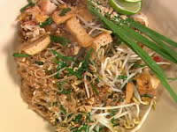 Pad Thai - BEN THOMAS, SAILORS THAI