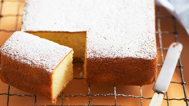 Simple Butter Cake Images : Cut & keep butter cake recipe - 9kitchen
