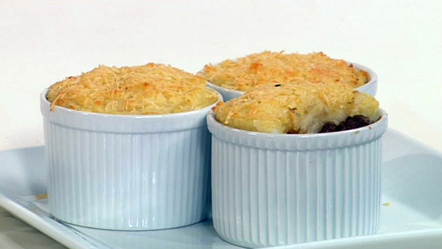Luke Mangan's shepherds pie