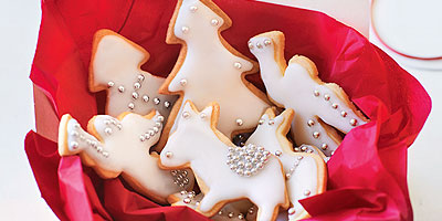 Christmas biscuits recipe - 9kitchen