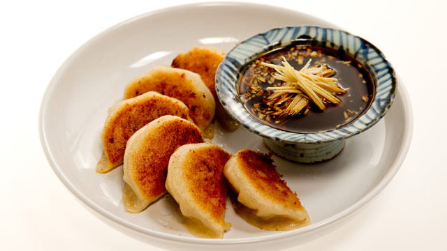Poh's Pork and Cabbage Dumplings