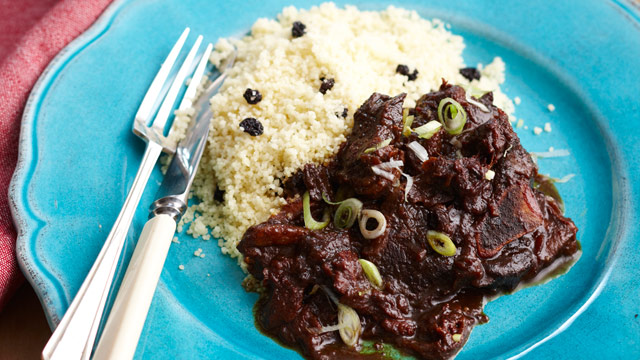 Lamb and date tagine for $10