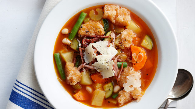 Tuscan bread soup for $8.80