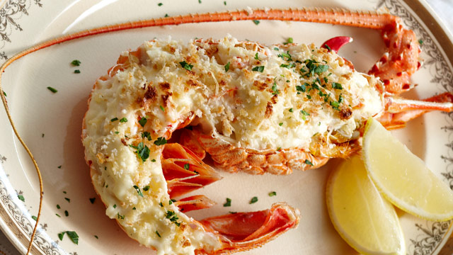 Lobster mornay recipe - 9kitchen