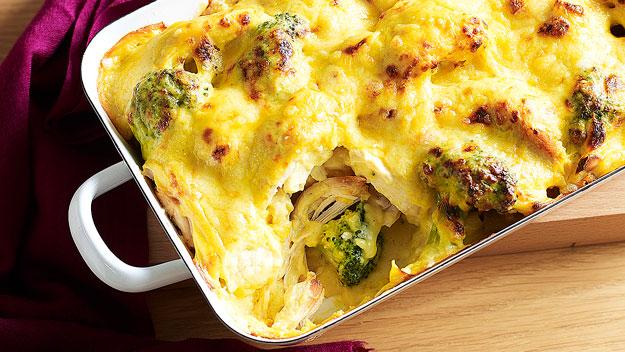 Chicken And Broccoli Bake Recipe Nine Kitchen 9kitchen