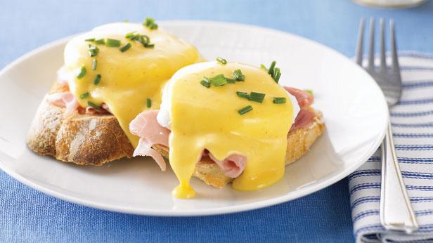Eggs benedict - 9Kitchen