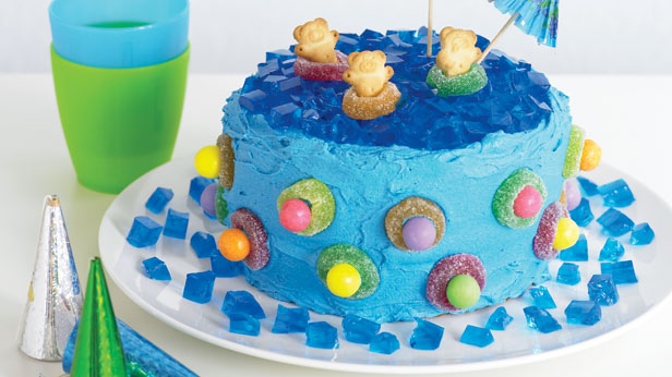 Jelly Pool Cake Recipe 9kitchen