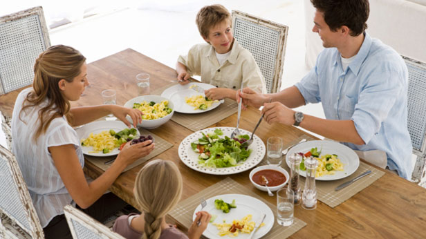 Family health – nutritional needs