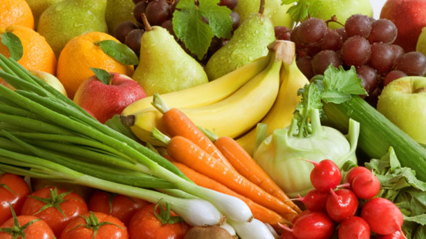 Top 10 reasons to eat fruit & veg