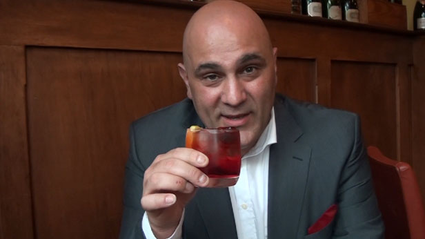 Campari Ambassador's favourite drink recipes