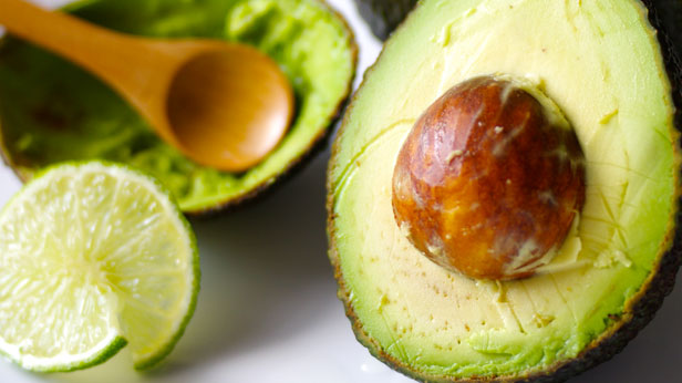 Antioxidant properties of avocados